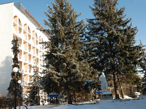 «Санаторий им. Горького». Фото: www.sangork.ru
