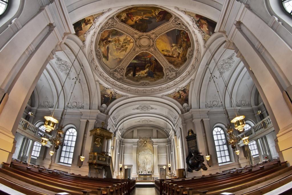 Церковь Адольфа Фридриха. Автор: Kah-Wai Lin. Фото:  www.flickr.com