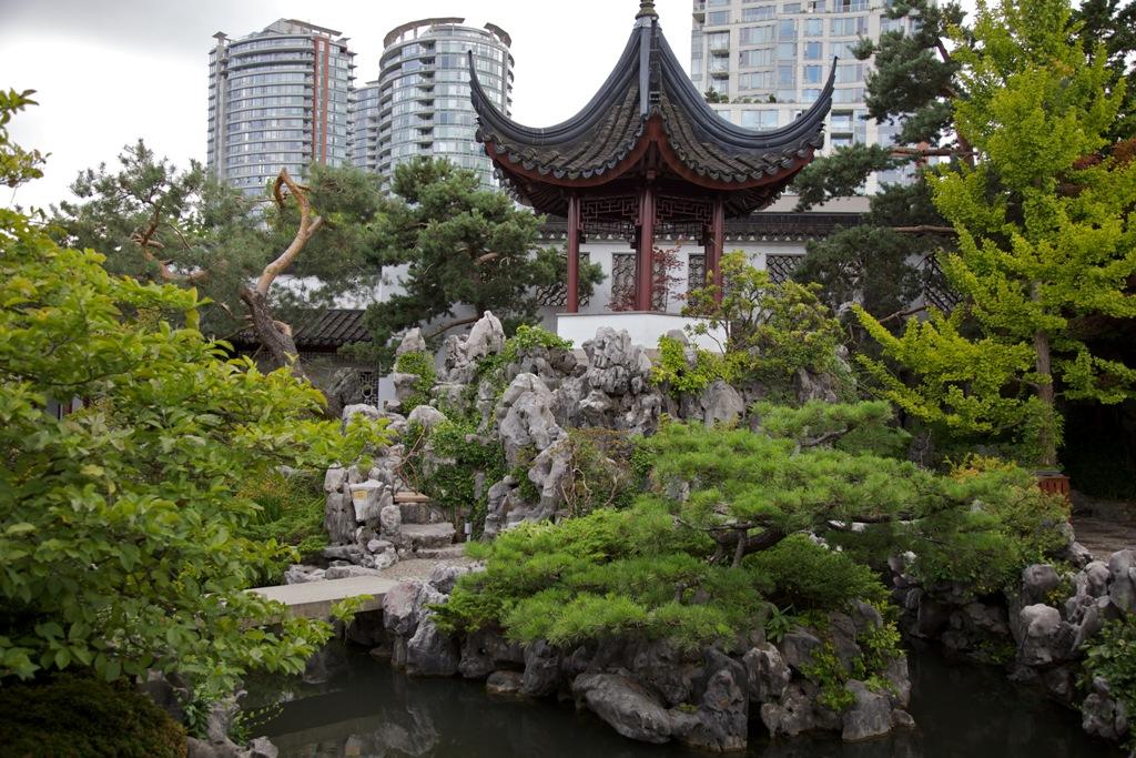 Японский сад в Ванкувере. Фото:  «Тонкости туризма»