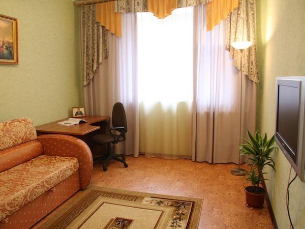 2х-комнатная квартира. Фото: tomskhotel.narod.ru