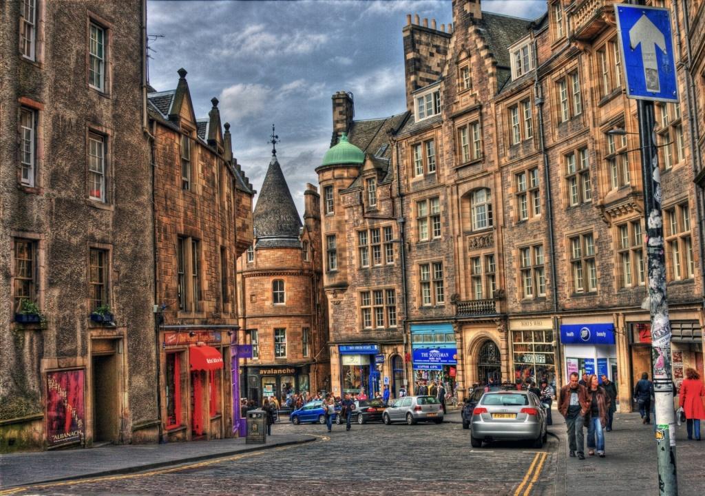 Эдинбург. Автор: vgm8383. Фото:  www.flickr.com