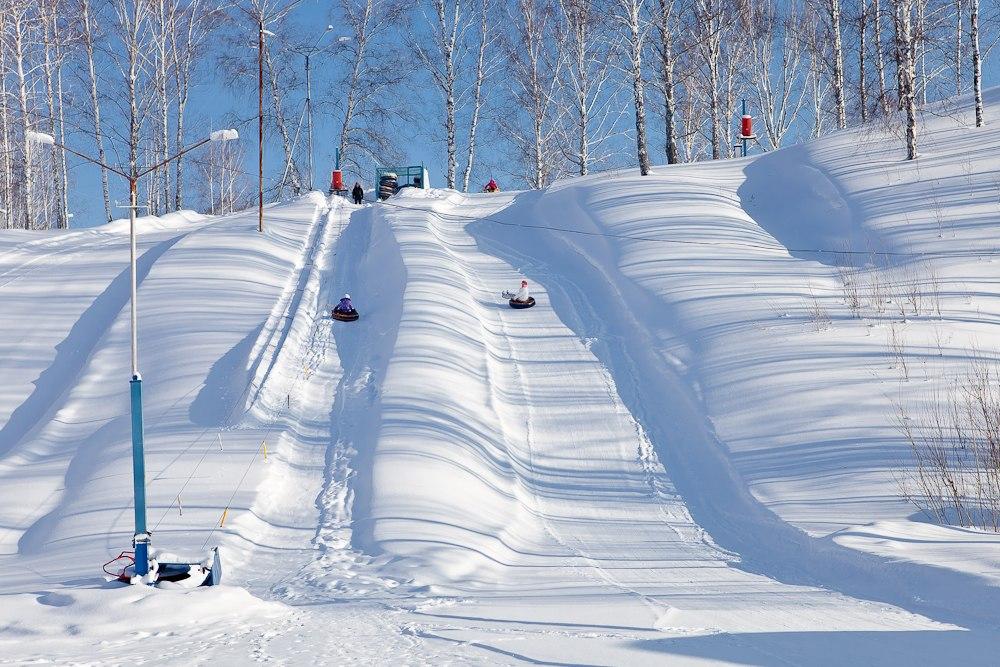 Горнолыжный комплекс «Юрманка». Фото: vk.com/urmankaclub