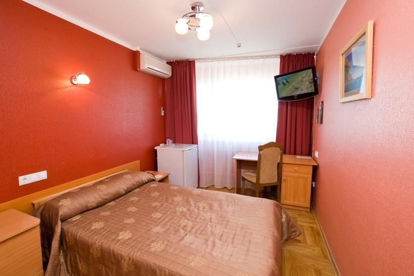 Одноместный Стандарт. Фото: www.hotelkrs.ru
