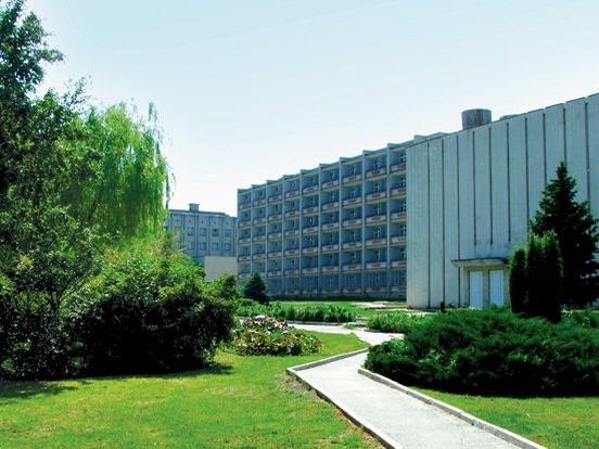 Территория санатория «Ейск»