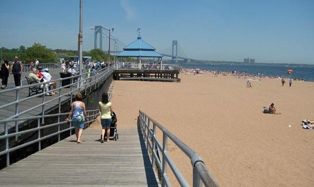 Coney Island Beach. Фото: www.americancities.ru