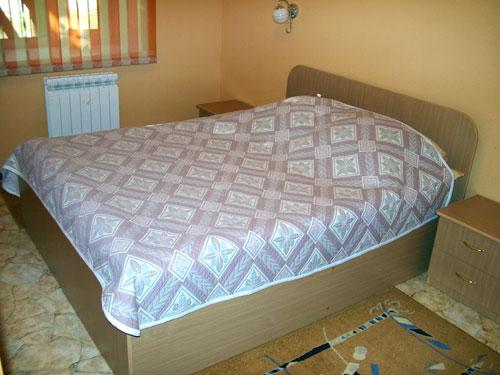 Спальня в коттедже. Фото: www.karbisheva.ru