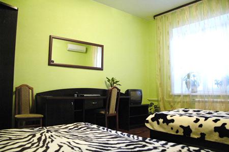 Номер. Фото: www.sibhotel.com