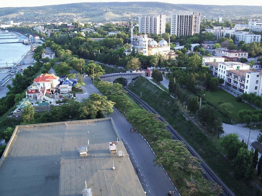 Панорама. Фото:  Отдыхающим в Крыму