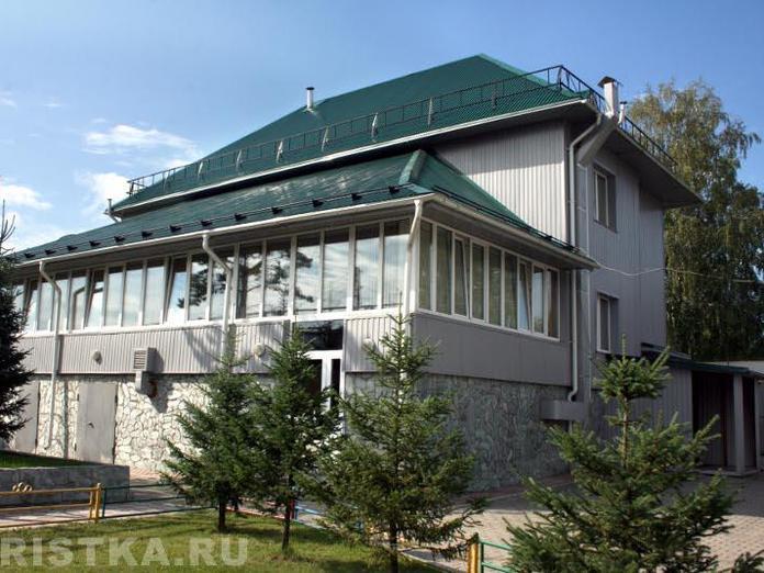 База отдыха «На Катунской». Фото: www.turistka.ru