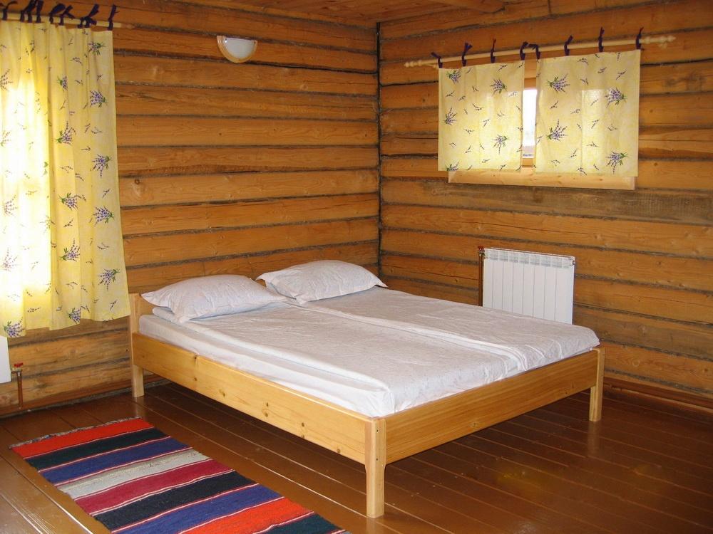 Убранство домика. Фото: usadba-okolitsa.ru