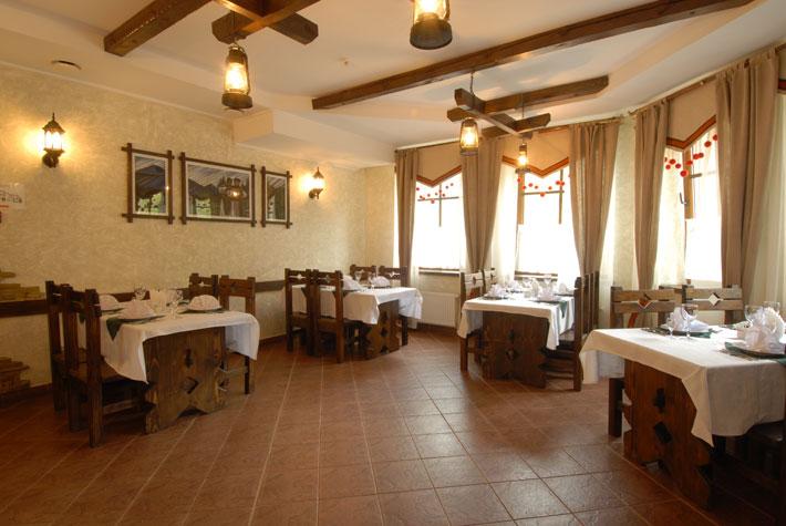 Фолк-ресторан. Фото: www.zaharberkut.com