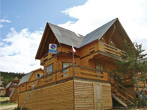 Двухэтажный дом   www.restcafe.ru