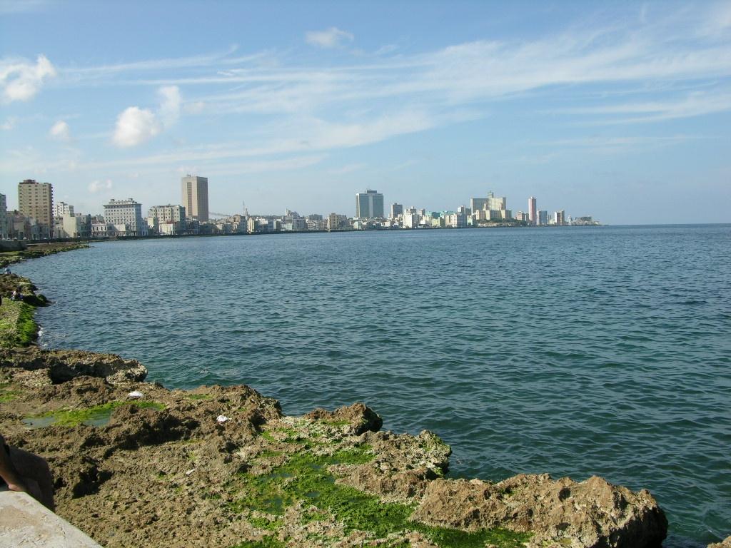 Вид Гаваны с набережной