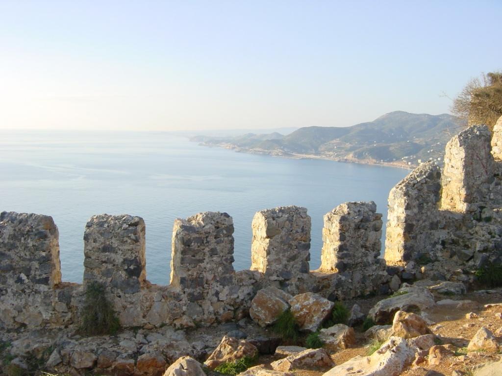 Крепость Аланьи. Автор: Allie_Caulfield. Фото:  www.flickr.com