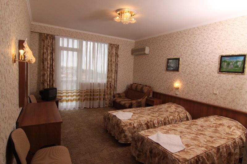 «Люкс». Фото:  hotel-odeon.ru