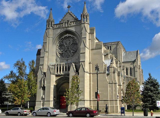 Кафедральный собор Святого Павла  Фото:  americancities.ru