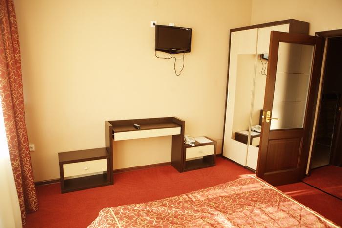 В номере. Фото: www.hotelpalanga.ru