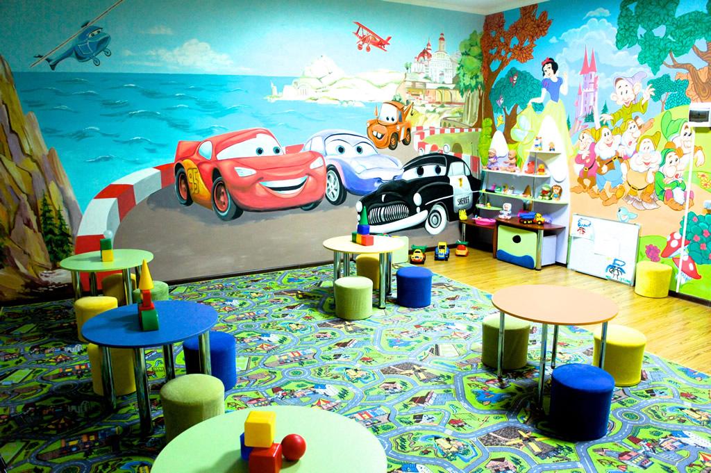Детская комната. Фото: www.anapa-sofia.ru