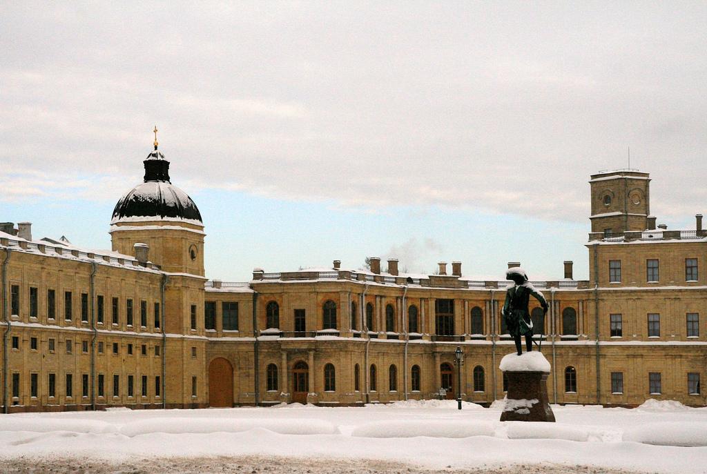 Большой Гатчинский дворец. Фото:  «Тонкости туризма»