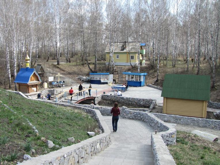 Дорога к Святому ключу. Автор фото: Кадникова Ольга