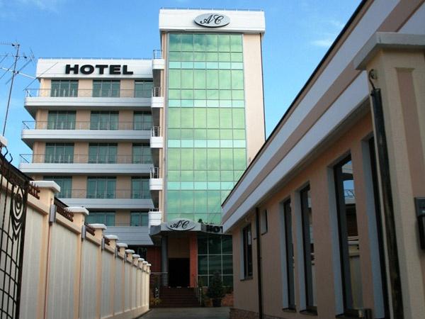 Отель «AC-HOTEL». Фото: www.ac-hotel.ru