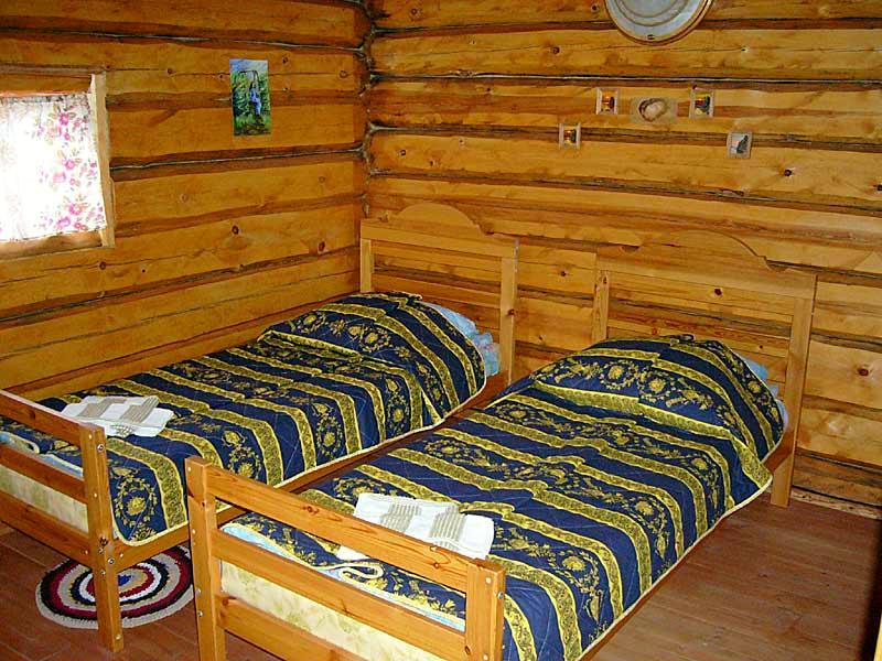 Жилая комната   baikal-derevenka.ru