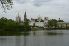 Новодевичий Богородице-Смоленский монастырь (Novodevichy Convent)