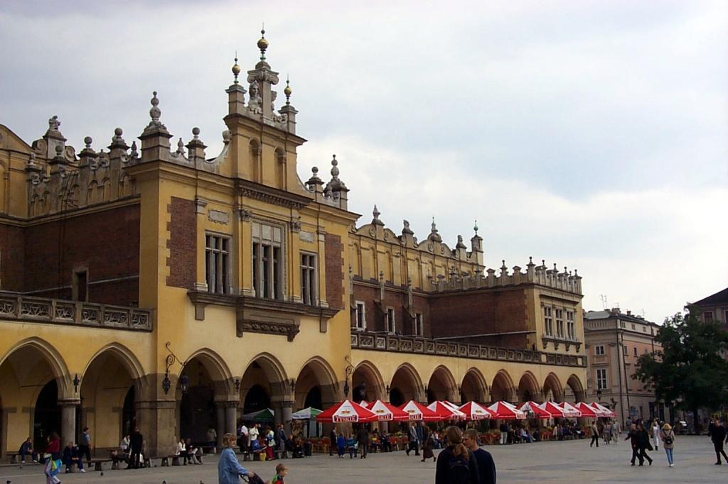 Краковский рынок. Автор: wyzik. Фото:  www.flickr.com