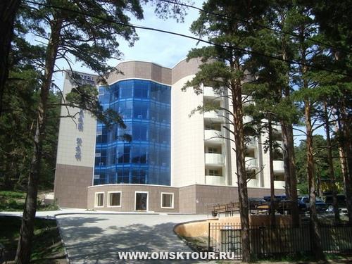 Отель «Абылай Хан». Фото: www.omsktour.ru
