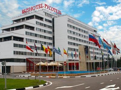 Гостиница «Русь». Фото: www.rus-hotel.ru