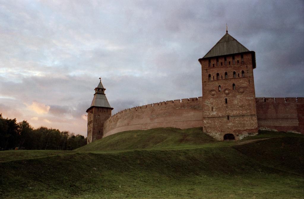 Спасская и Дворцовая башни. Автор: Антон Каменский Фото:  www.flickr.com