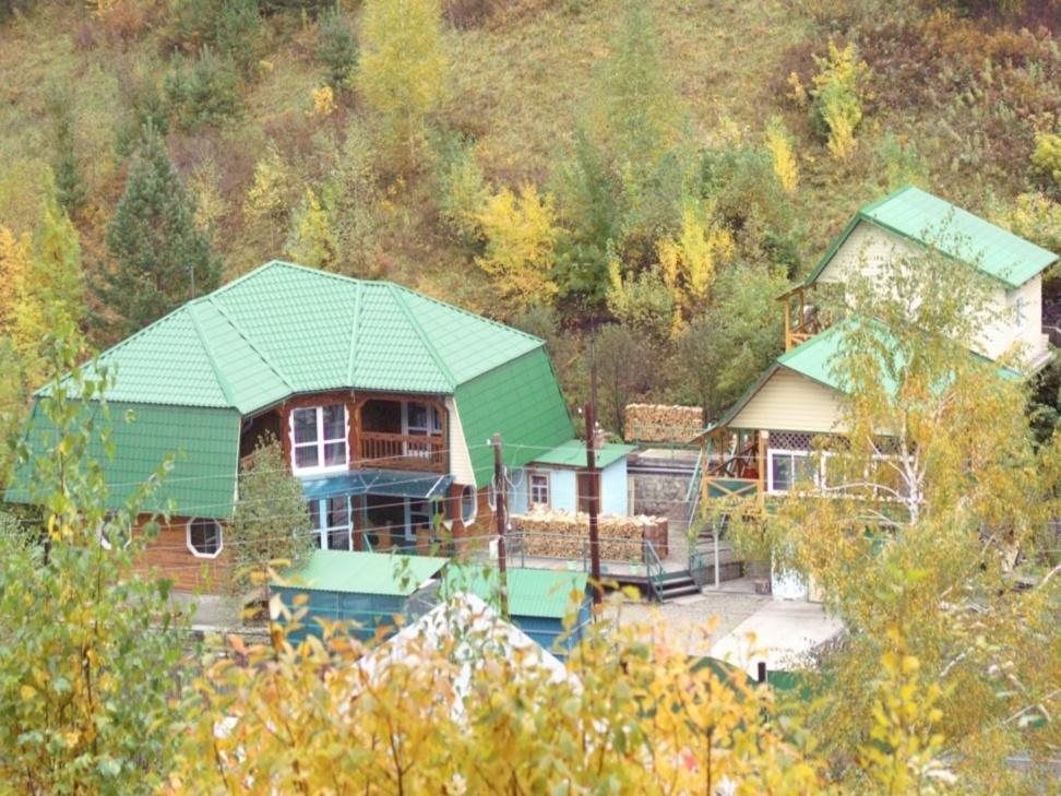 Гостевой дом «У Златогора». Фото: altai-zlatogor.ru