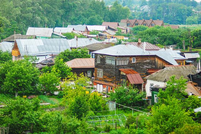 Окрестности города. Фото:  tonkosti.ru