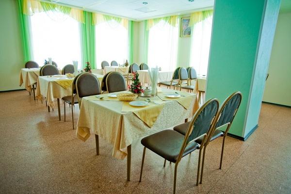 Столовая. Фото: romashka-sib.ru
