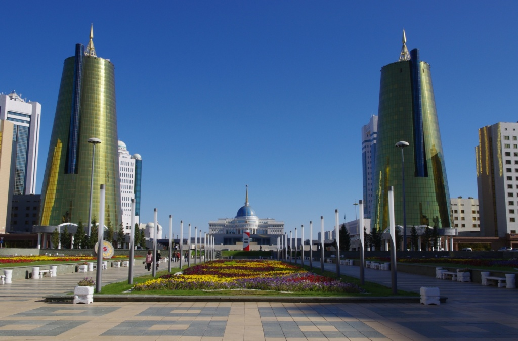 Астана. Автор: Ken and Nyetta. Фото:  www.flickr.com