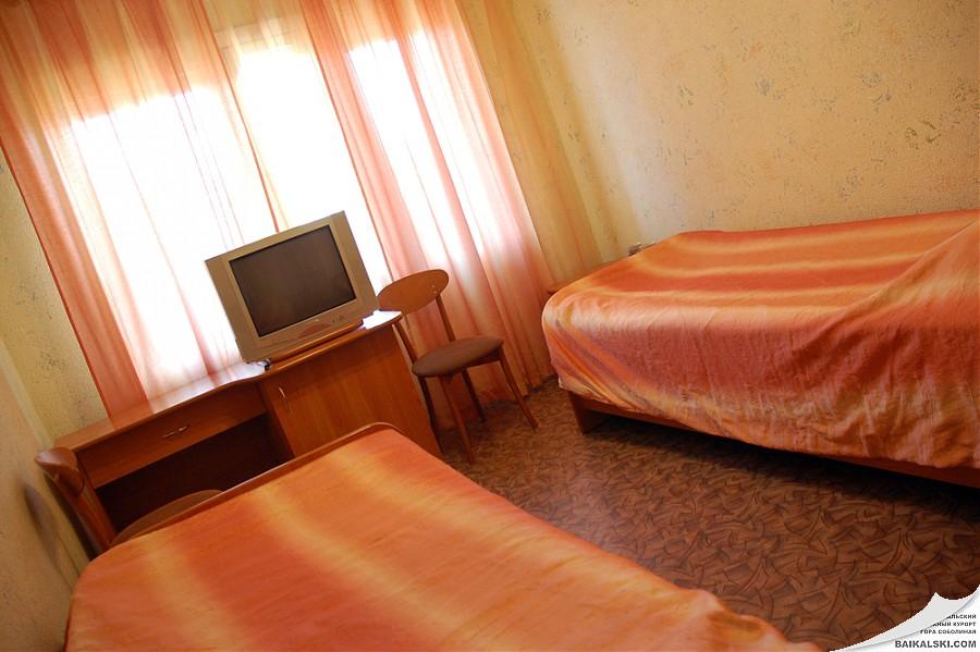 Номер «Эконом». Фото: baikalski.net