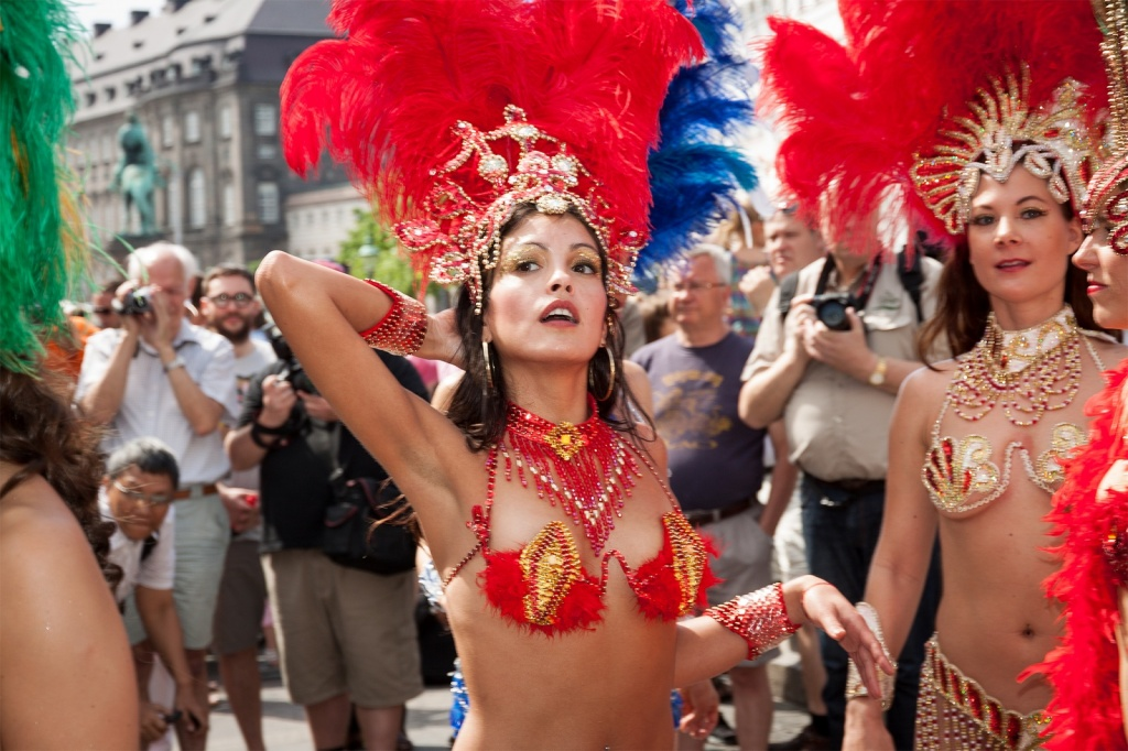 Карнавал. Автор: Stig Nygaard. Фото:  www.flickr.com