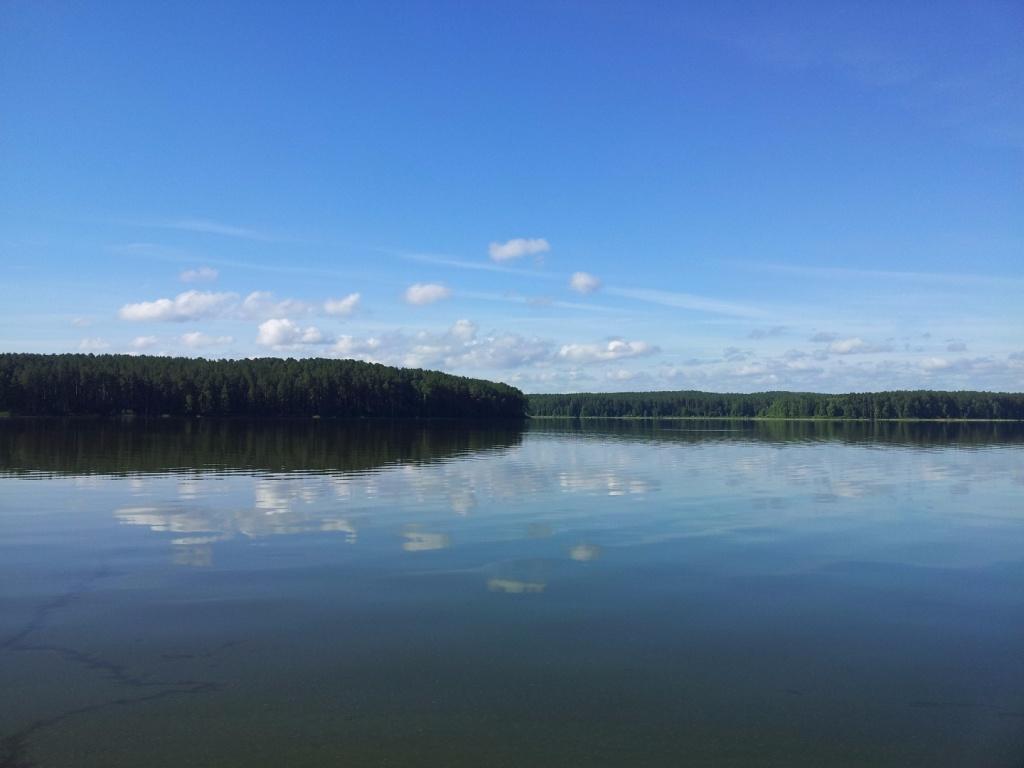 Рыбалка на ВерхСысертском водохранилище