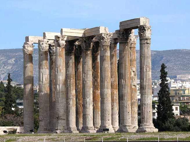 Храм Зевса. Источник:  Фото городов и стран мира