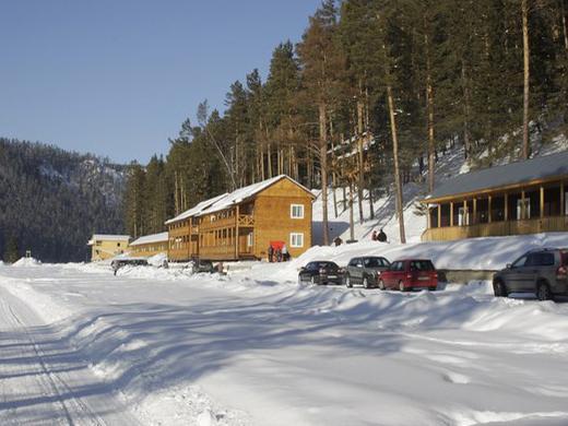 База отдыха «Беретская поляна». Фото: mana24.ru