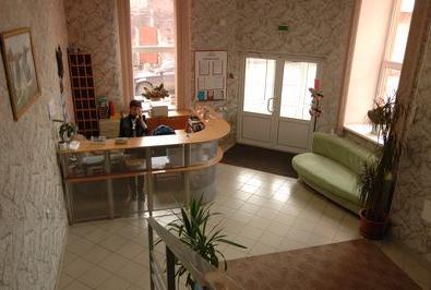 Холл   www.hotel-laletin.ru