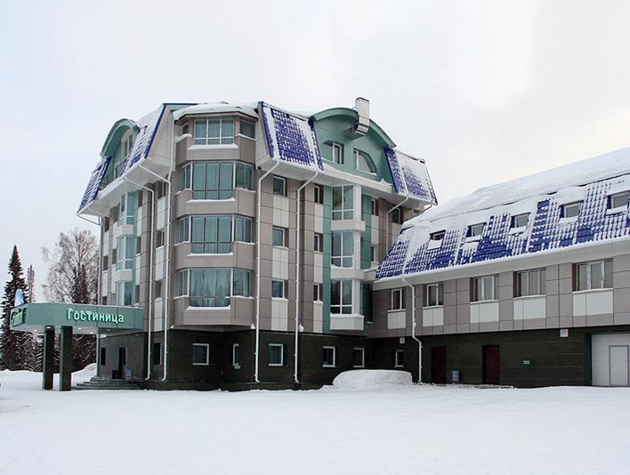 Гостиница «Грюнхоф». Фото: www.grunhof.ru