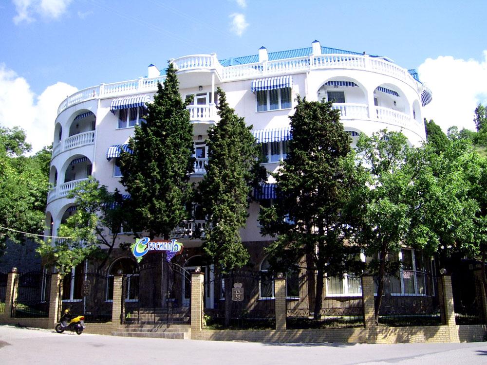 Отель «Серсиаль». Фото: www.sersial.com.ua