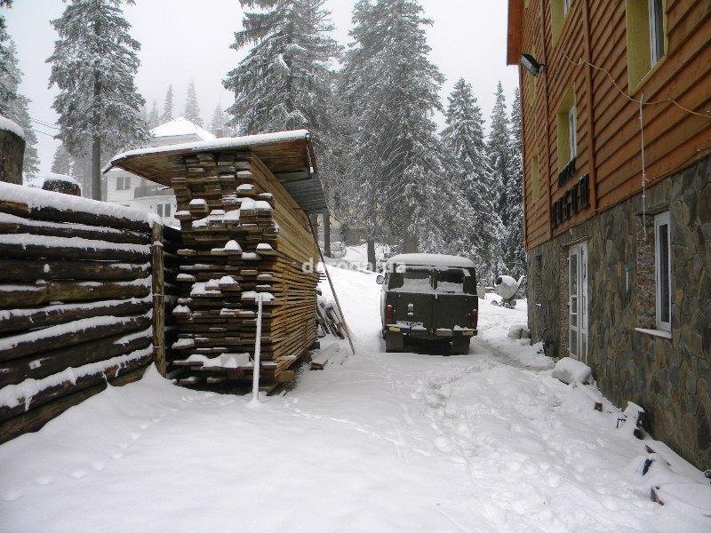 Мини-гостиница «Добош». Драгобрат. Фото:  doroga.ua