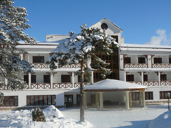 Парк-отель «Кокшетау». Фото: www.4star.kz