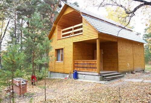 Коттедж. Фото: www.zapovednoe.tomsk.ru