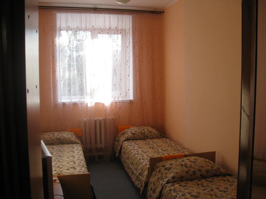 Трехместный номер. Фото: www.touracademy.ru