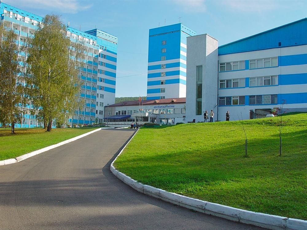 Санаторий «Загорье». Фото: zagorie.ru