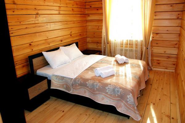 Спальня в коттедже. Фото: mana24.ru