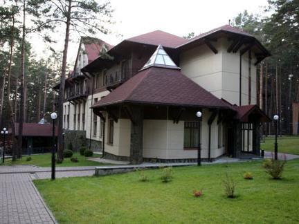 ПАРК-ОТЕЛЬ ГРААЛЬ. Фото: www.park-hotel-graal.ru